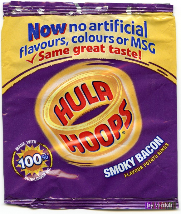 Smoky Bacon Hula Hoops (2009)