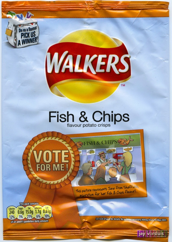 Walker's Fish & Chips (2009)
