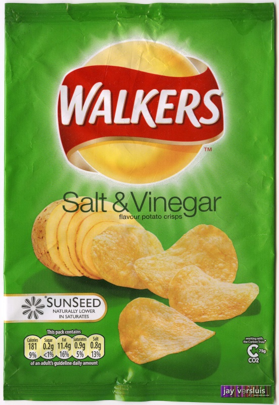 Walker's Salt & Vinegar (2007)