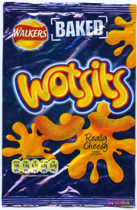 Walker's Wotsits: Really Cheesy (2009)