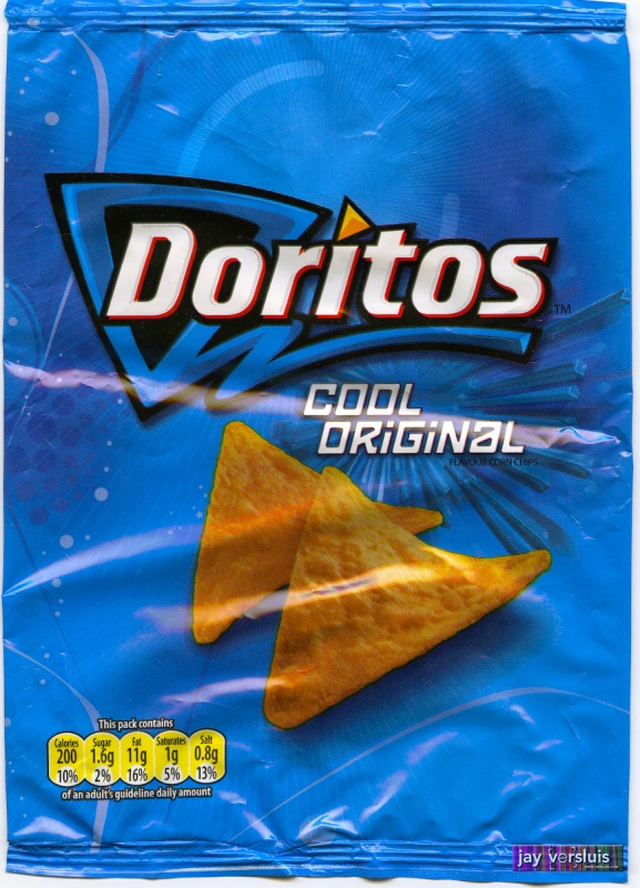 Doritos: Cool Original Flavour (2007)