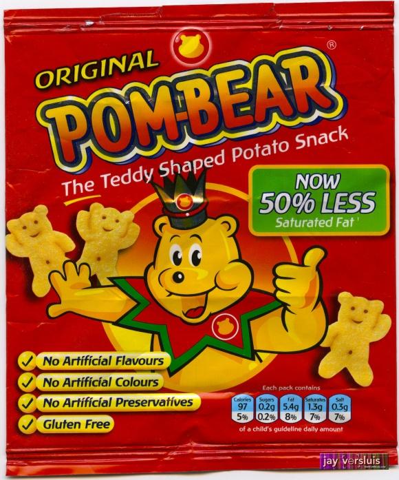 Pombear: Original Flavour (2009)