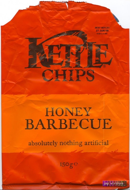 Kettle Chips: Honey Barbecue Flavour (2009)