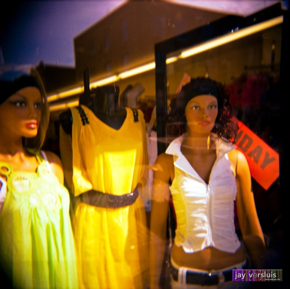 Fashion Victim #0906 19 #Holga #Fashion
