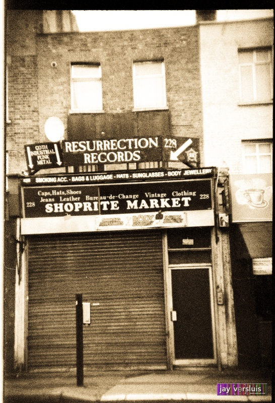 Resurrection Records (I)