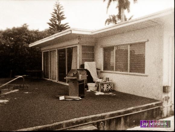 Abandoned Terrace