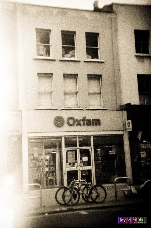 Oxfam at Hammersmith
