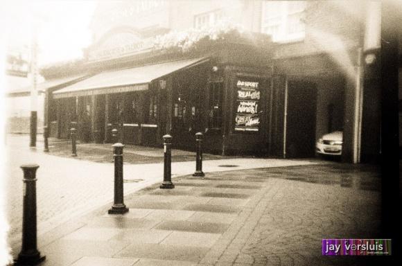 Pub and Poles