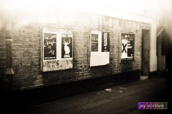 Bill Posters, OBE