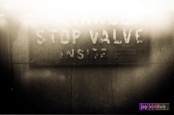 Stop Valve Inside