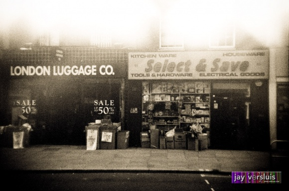 Select and Save at The London Luggage Company