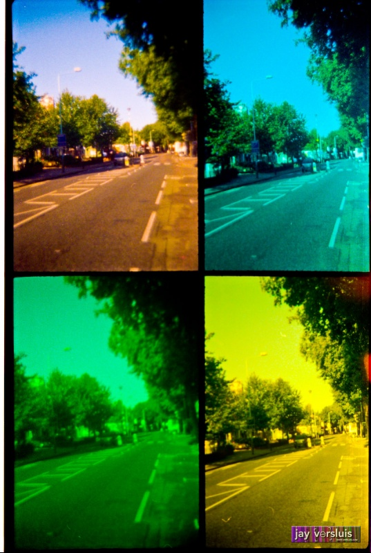 Boring Street (warholised)