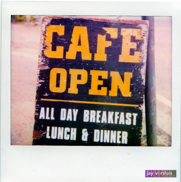 Cafe Open