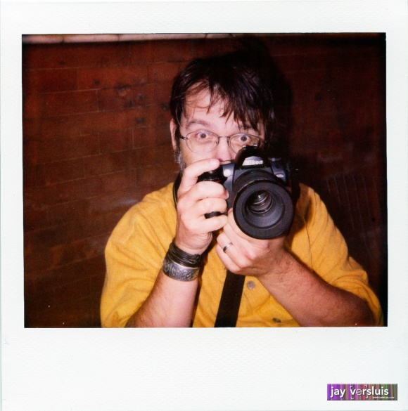 It's my good friend Dave Lee on Polaroid
