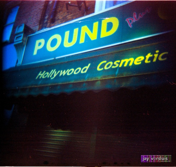 Pound Hollywood Cosmetic