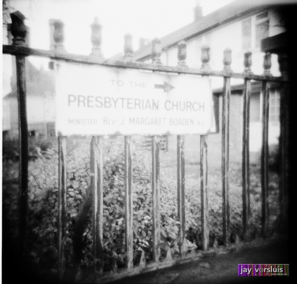 Presbyterian Church this way
