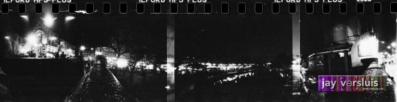 Camden Nighttime Panorama