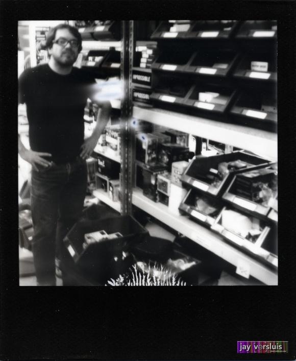 Der Lagerist, ca 1971