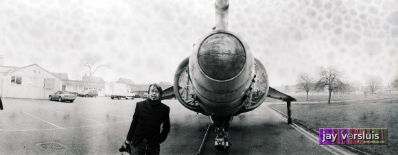 Dave and a Jet Plane