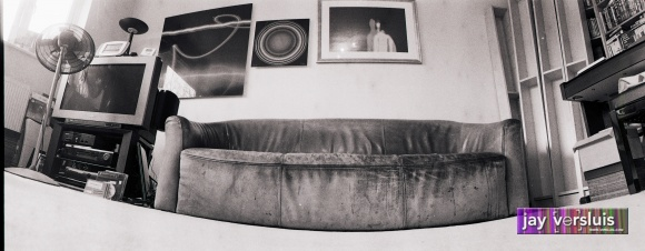 My Old Leather Couch