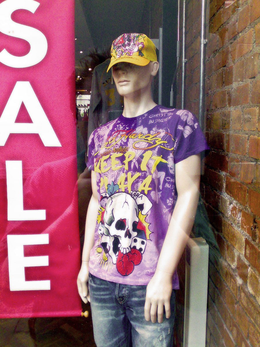 Fashion victim clothing