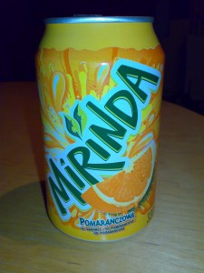 Mirinda - where have you been since 1979?