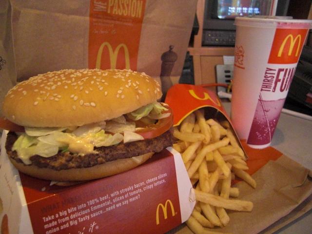 Как сделать еду из макдональдса в домашних условиях