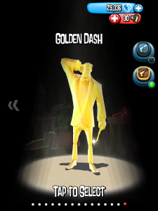 Agent Dash - Pure Gold!