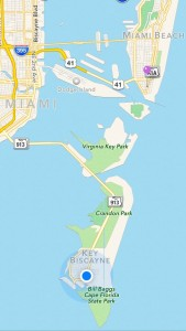 key-biscayne-map