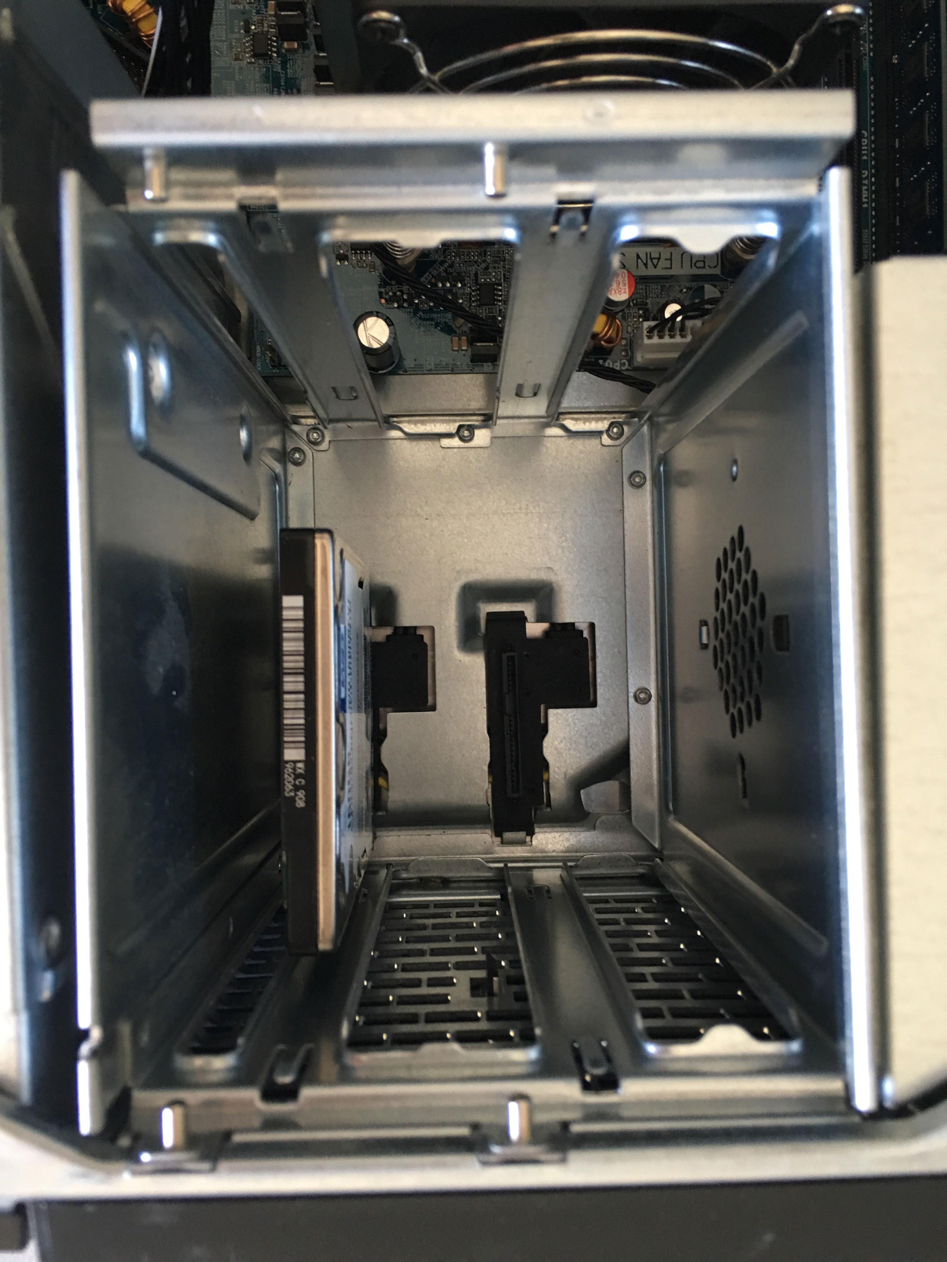 My new HP Z600 Workstation | JAY VERSLUIS