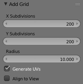 How to generate terrains from heigh maps in Blender | JAY VERSLUIS Map Radius Generator on