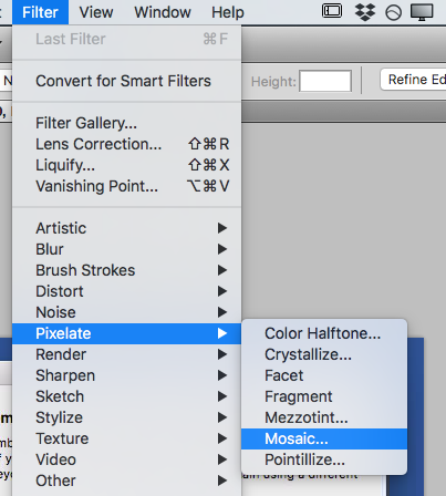 How to pixelate text in Photoshop | JAY VERSLUIS