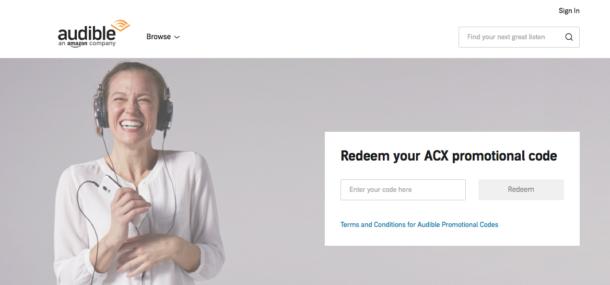 How to redeem ACX Promo Codes | JAY VERSLUIS